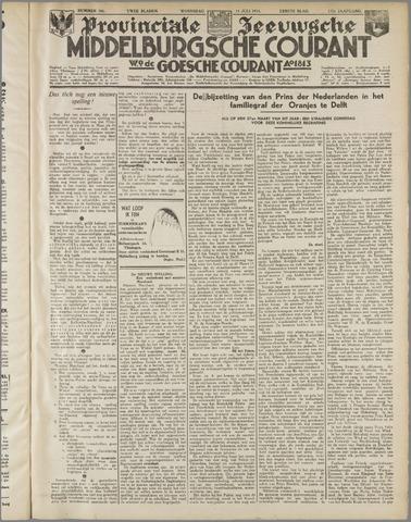 Middelburgsche Courant 1934-07-11
