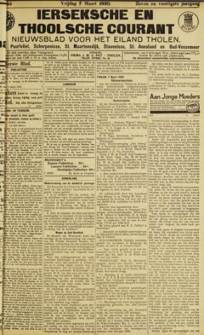 Ierseksche en Thoolsche Courant 1930-03-07