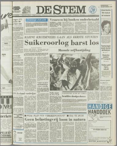 de Stem 1985-09-26