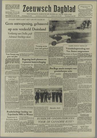 Zeeuwsch Dagblad 1957-05-15