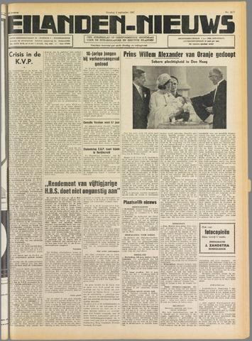 Eilanden-nieuws. Christelijk streekblad op gereformeerde grondslag 1967-09-05