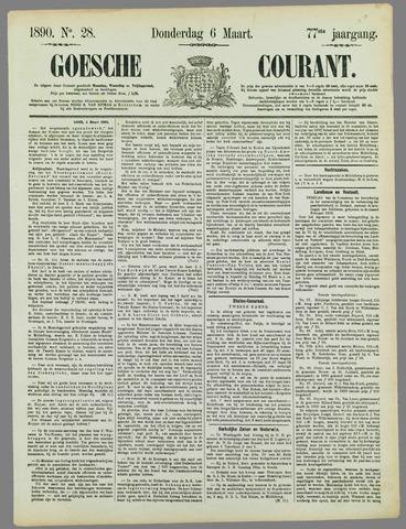 Goessche Courant 1890-03-06