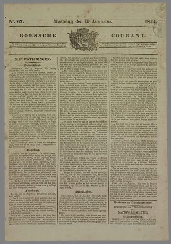 Goessche Courant 1844-08-19