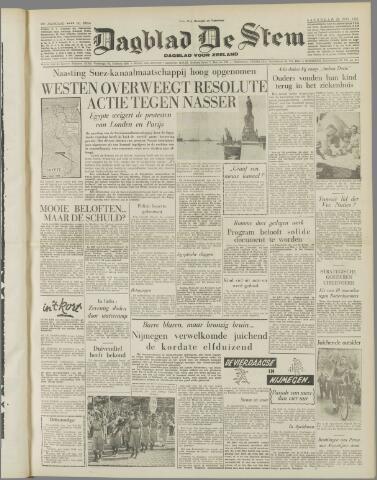 de Stem 1956-07-28