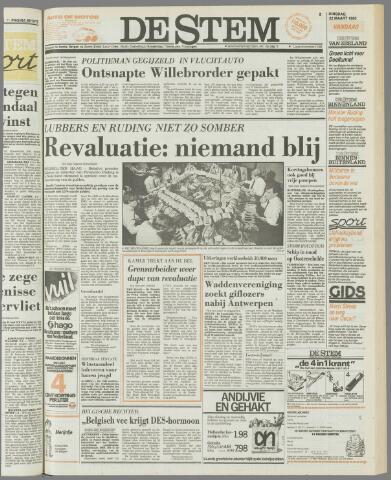 de Stem 1983-03-22