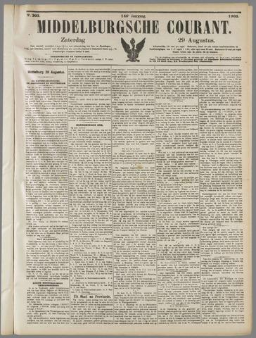 Middelburgsche Courant 1903-08-29
