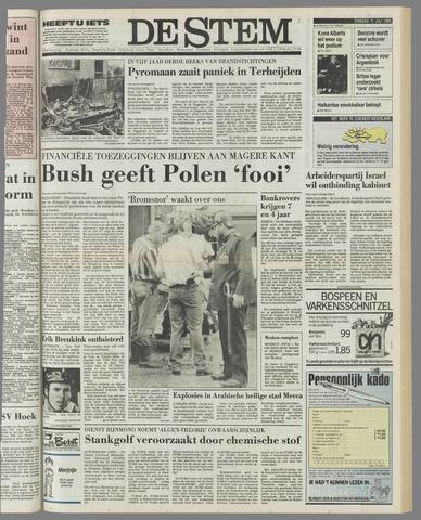 de Stem 1989-07-11