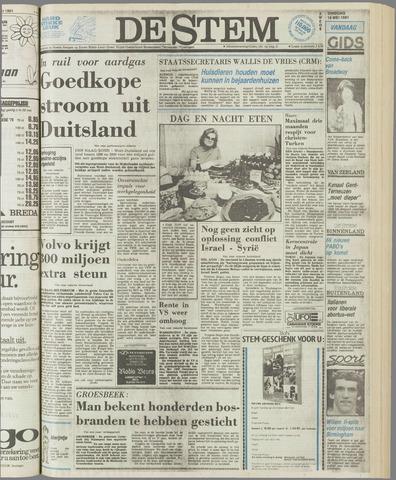 de Stem 1981-05-19