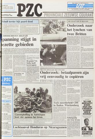 Provinciale Zeeuwse Courant 1988-03-21