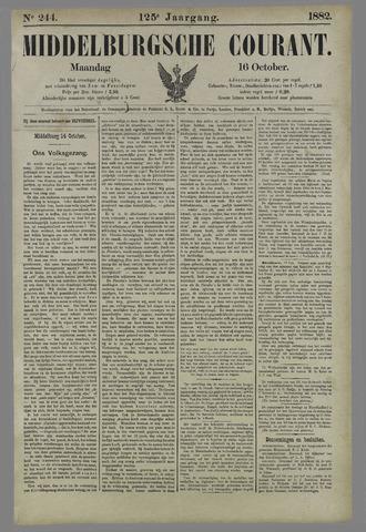 Middelburgsche Courant 1882-10-16