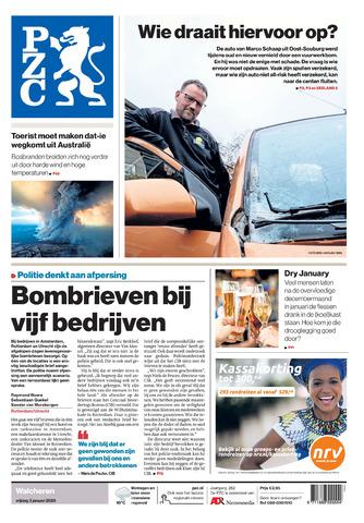 Provinciale Zeeuwse Courant 2020-01-03