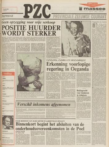 Provinciale Zeeuwse Courant 1979-04-13