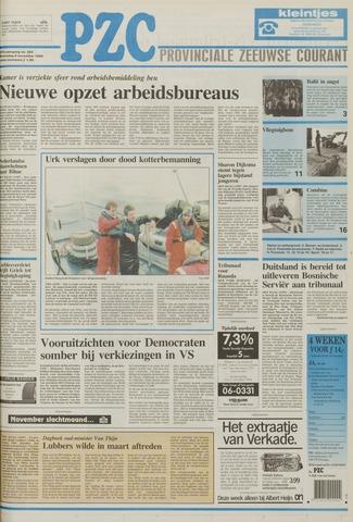 Provinciale Zeeuwse Courant 1994-11-09