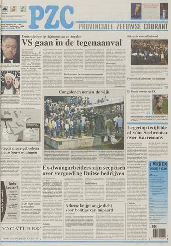 Provinciale Zeeuwse Courant 1998-08-21