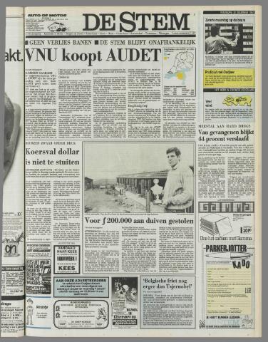 de Stem 1987-12-30