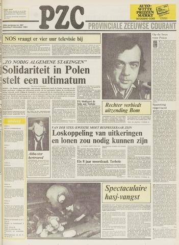 Provinciale Zeeuwse Courant 1981-12-05