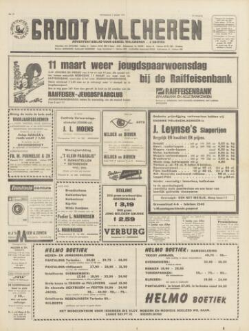 Groot Walcheren 1970-03-05