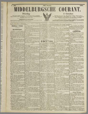 Middelburgsche Courant 1905-10-03