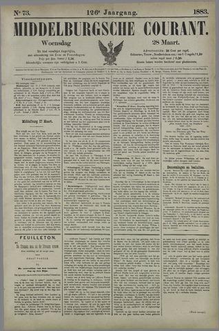 Middelburgsche Courant 1883-03-28