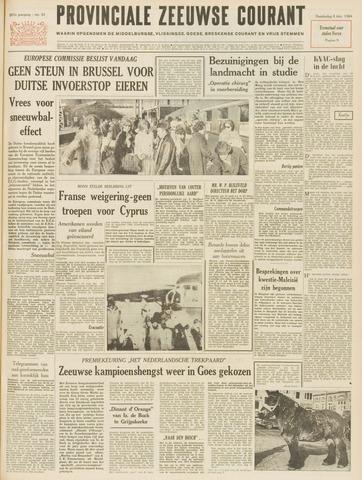 Provinciale Zeeuwse Courant 1964-02-06