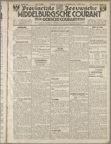 Middelburgsche Courant 1934-12-14