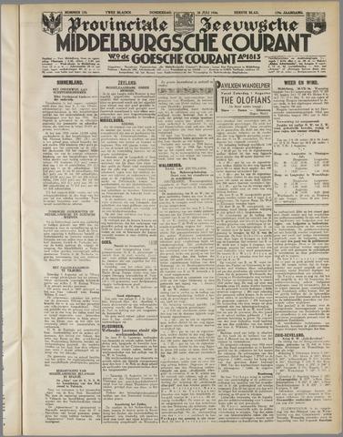 Middelburgsche Courant 1936-07-30