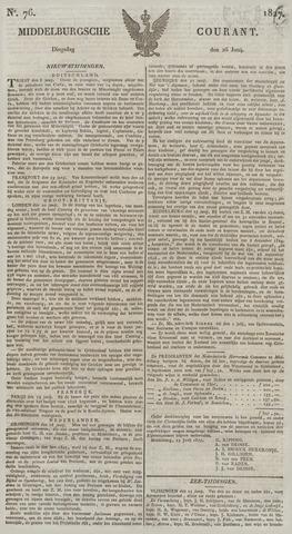 Middelburgsche Courant 1827-06-26