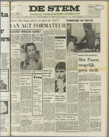 de Stem 1973-04-10
