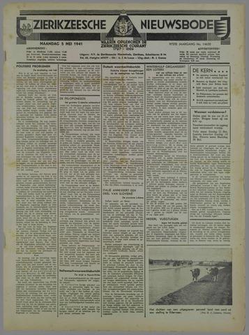 Zierikzeesche Nieuwsbode 1941-05-05