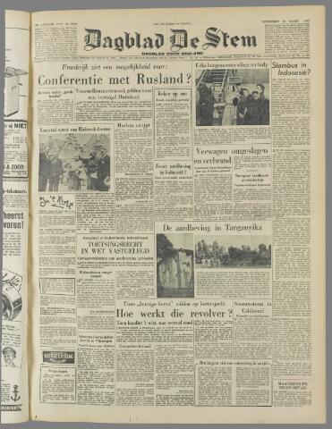 de Stem 1952-03-20