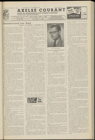 Axelsche Courant 1957-12-21