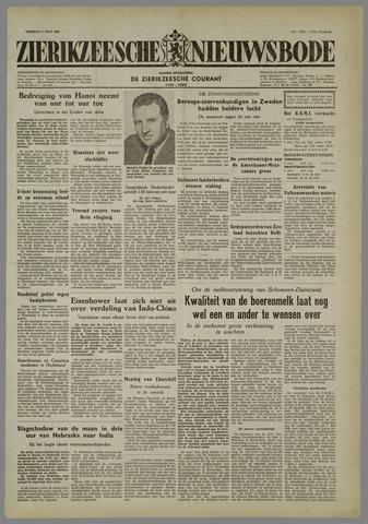 Zierikzeesche Nieuwsbode 1954-07-02