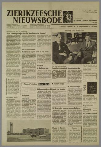 Zierikzeesche Nieuwsbode 1963-05-30