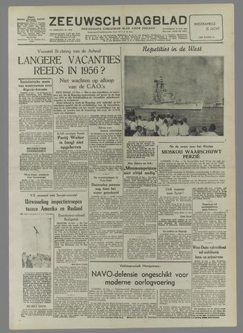 Zeeuwsch Dagblad 1955-10-13