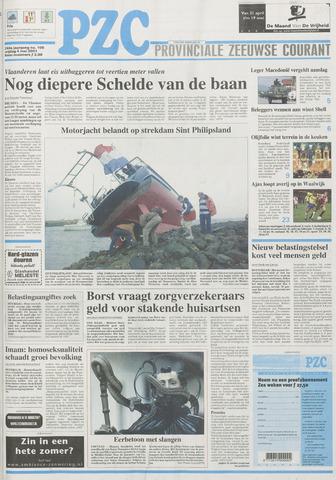 Provinciale Zeeuwse Courant 2001-05-04