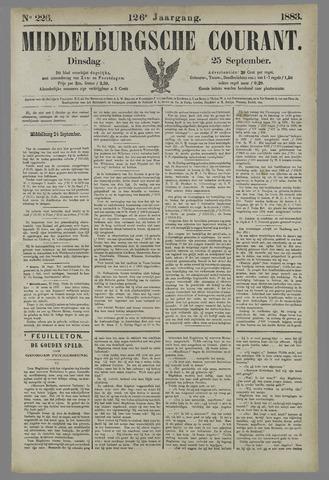 Middelburgsche Courant 1883-09-25