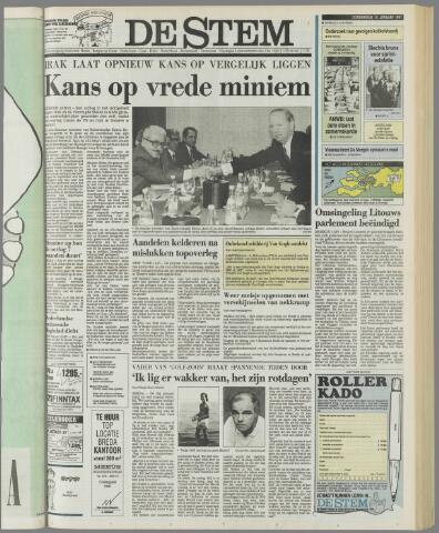 de Stem 1991-01-10