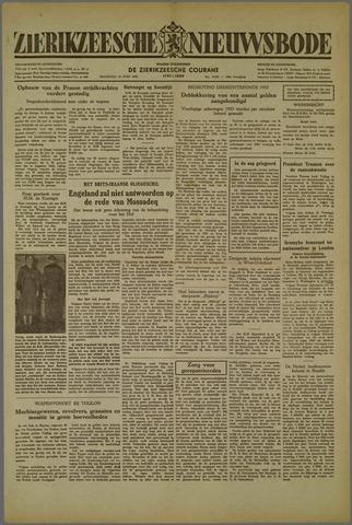 Zierikzeesche Nieuwsbode 1952-06-16