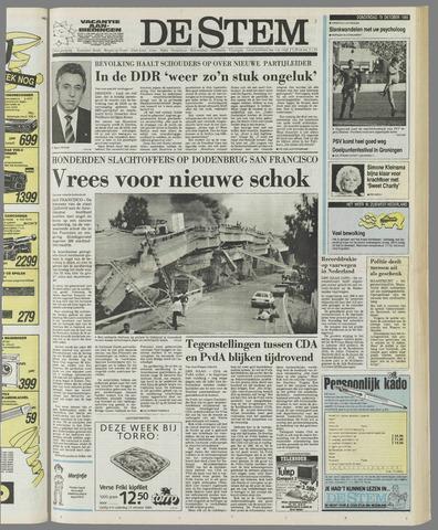 de Stem 1989-10-19