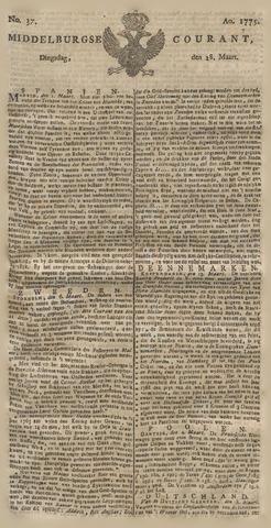 Middelburgsche Courant 1775-03-28