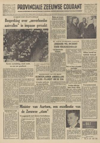 Provinciale Zeeuwse Courant 1958-11-12