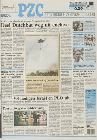Provinciale Zeeuwse Courant 1995-07-03