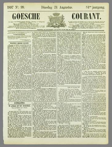 Goessche Courant 1897-08-24