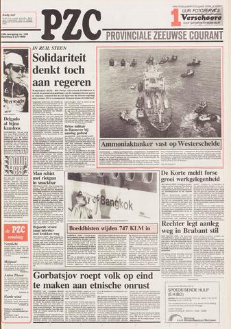 Provinciale Zeeuwse Courant 1989-07-05