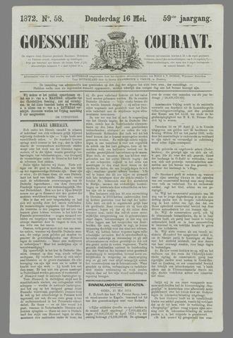 Goessche Courant 1872-05-16