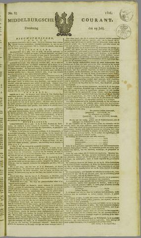 Middelburgsche Courant 1824-07-15