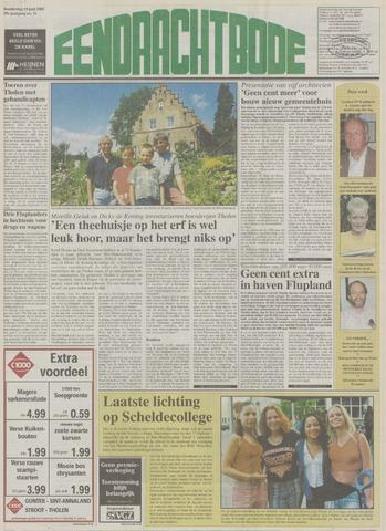 Eendrachtbode (1945-heden)/Mededeelingenblad voor het eiland Tholen (1944/45) 2003-06-19