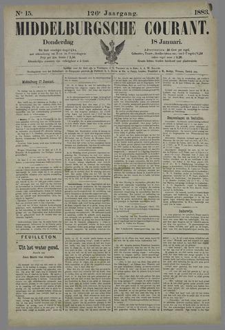 Middelburgsche Courant 1883-01-18