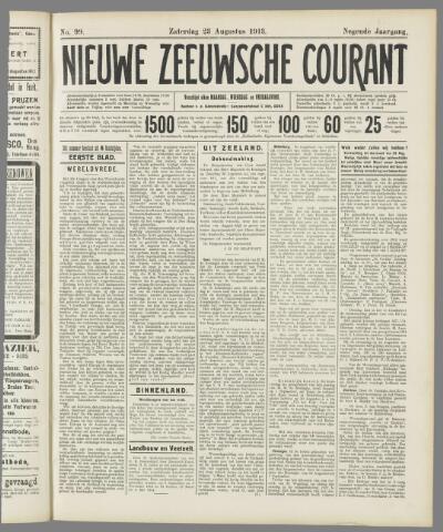 Nieuwe Zeeuwsche Courant 1913-08-23