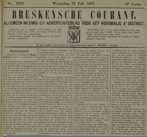 Breskensche Courant 1907-07-31
